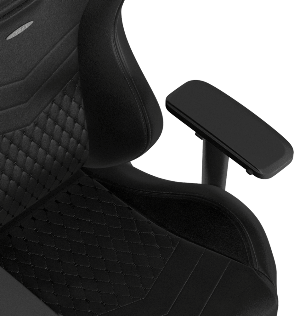 office chair genuine leather white. Noblechairs EPIC Gaming Chair \u2013 Genuine Leather BLACK/RED/WHITE Office White