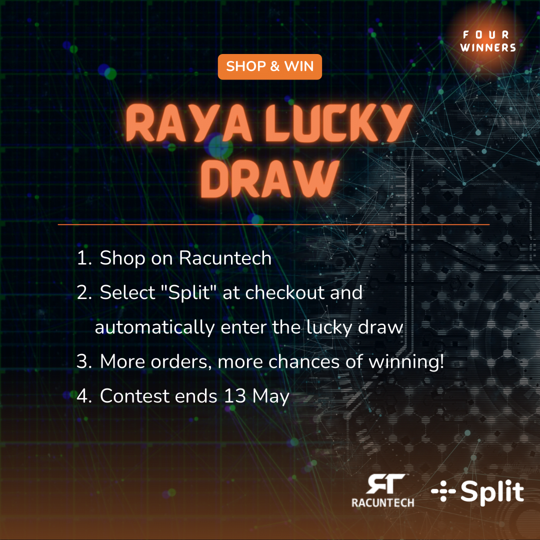 split raya lucky draw